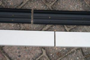 SL plint en deksel wit