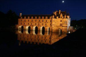 Kasteel Loaire gebied Frankrijk