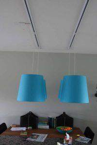 Ophangen lampen
