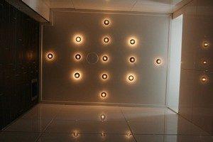 sterrenhemel plafond toilet